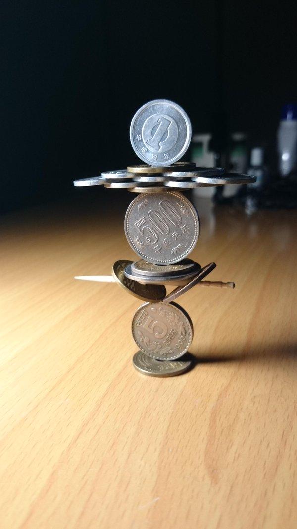 menara koin