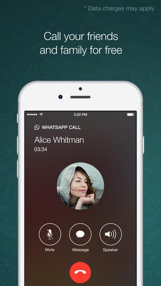 व्हाट्सएप के माध्यम से मुफ्त फ़ोन कॉल करें
