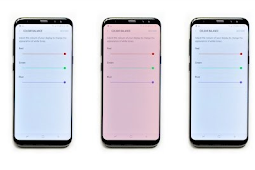 Galaxy S8 Red Screen Problem - How To Fix it ?