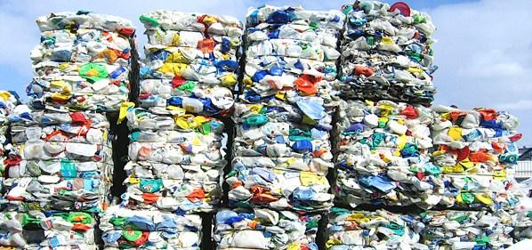 Sampah Kantong Plastik