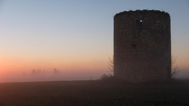Le moulin de Bazin