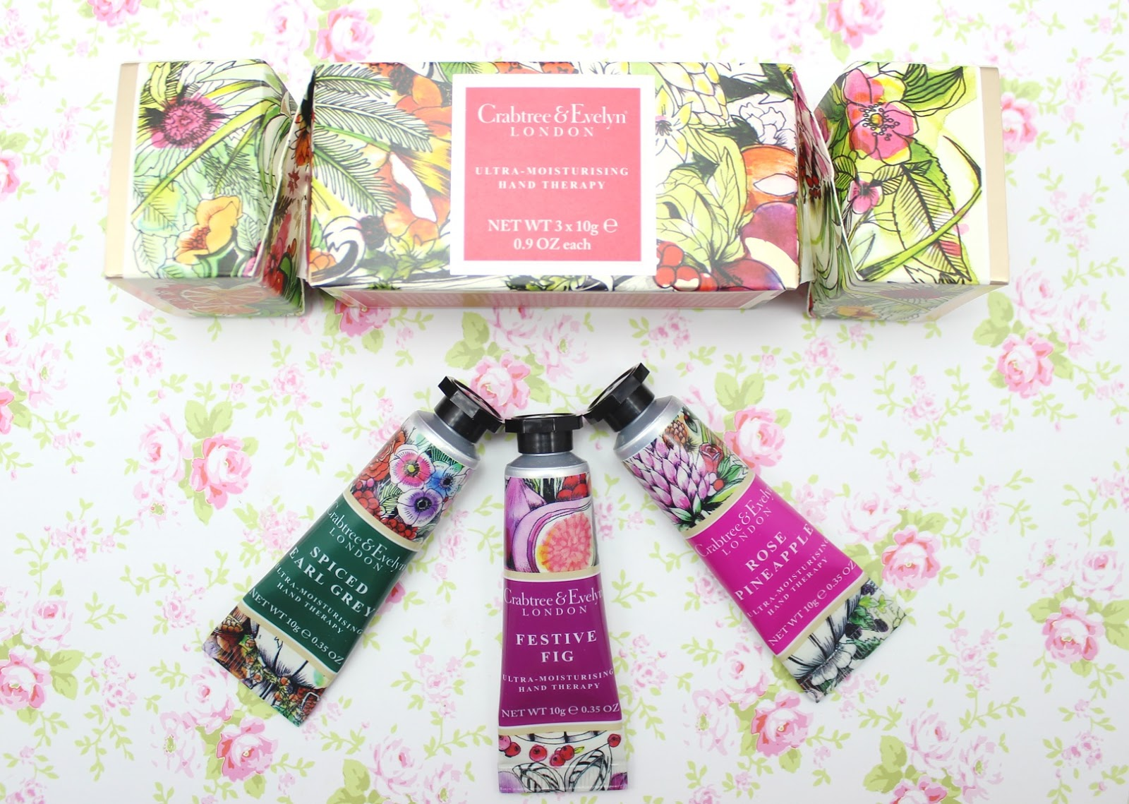 Crabtree & Evelyn Feast for the Senses Hand Therapy Cracker review