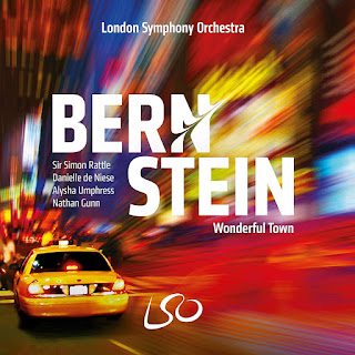 Bernstein: Wonderful Town - Rattle, London Symphony Orchestra - LSO Live
