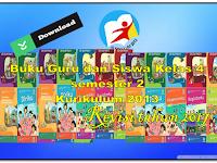 BUKU KELAS 4 KURIKULUM 2013 SEMESTER 2 REVISI 2017