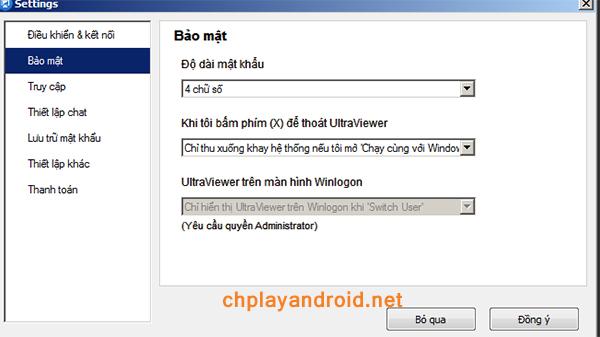 UltraView 6.2 - Tải UltraViewer phiên bản mới nhất h