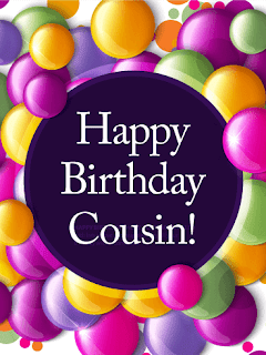 happy birthday cousin Funny images