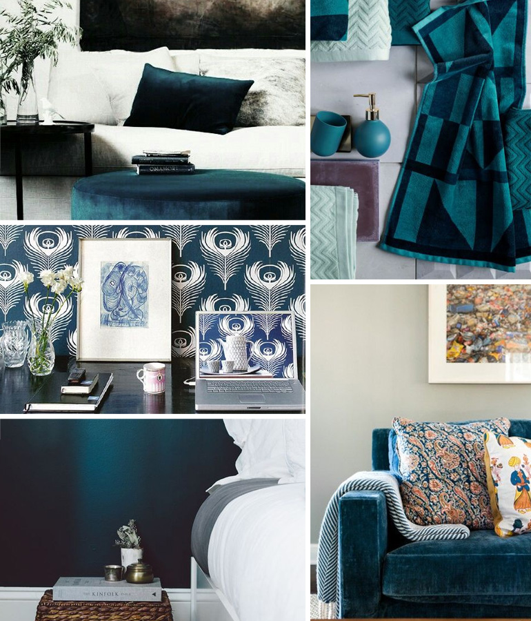 mon automne sera bleu paon louise grenadine blog lifestyle lyon. Black Bedroom Furniture Sets. Home Design Ideas