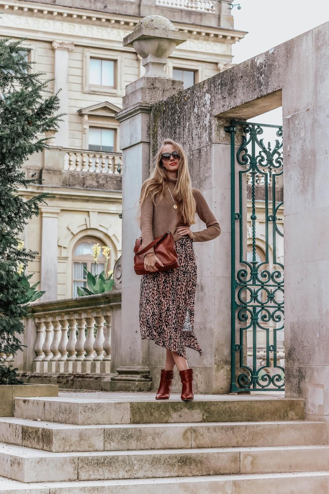 10 Ways to Wear Leopard Print This Autumn