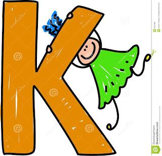 Atividades com a Letra K para alfabetização para imprimir. Diversas atividades de alfabetização com a Letra K para imprimir. Atividades que trabalham Letra K formato bastão e cursiva.