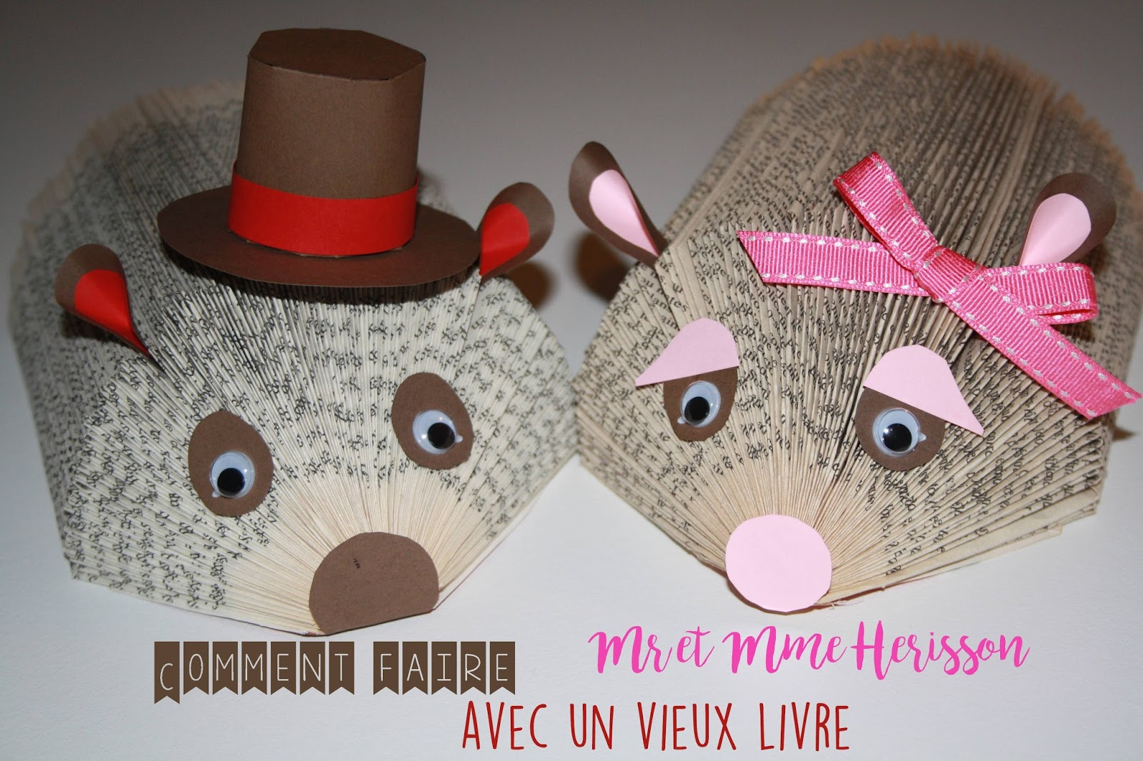 La Fabrique Bibelote Diy 3 Comment Faire Mr Et Mme
