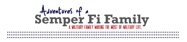 Adventures of a Semper Fi Family