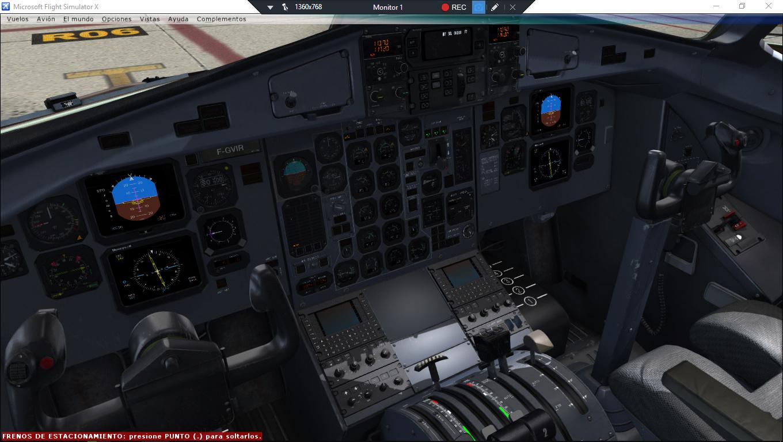 CARENADO ATR 42 500 SERIES FSX/SE P3D V4