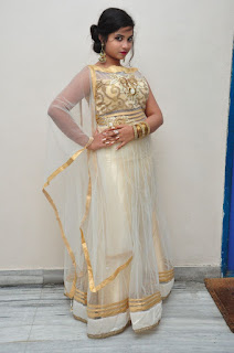 Sirisha at Bava Maradalu trailer launch 039.jpg