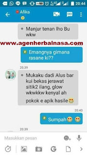 testimoni-collaskin-facial-cleanser