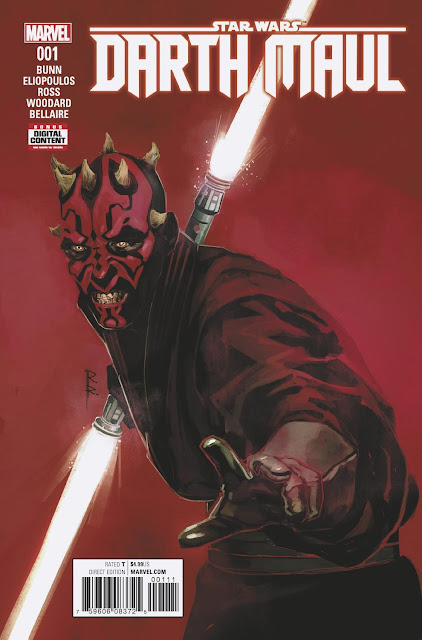 DARTH MAUL #1