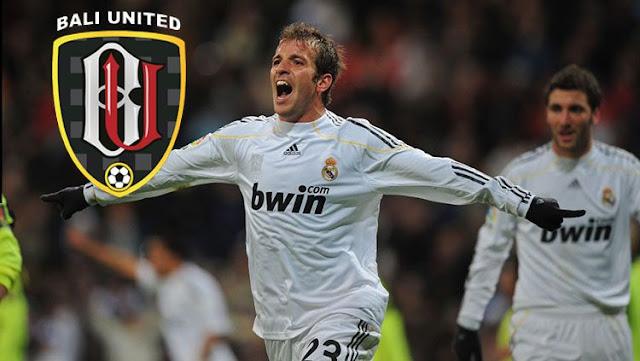 Bali United Siap Datangkan Rafael Van Der Vaart ??