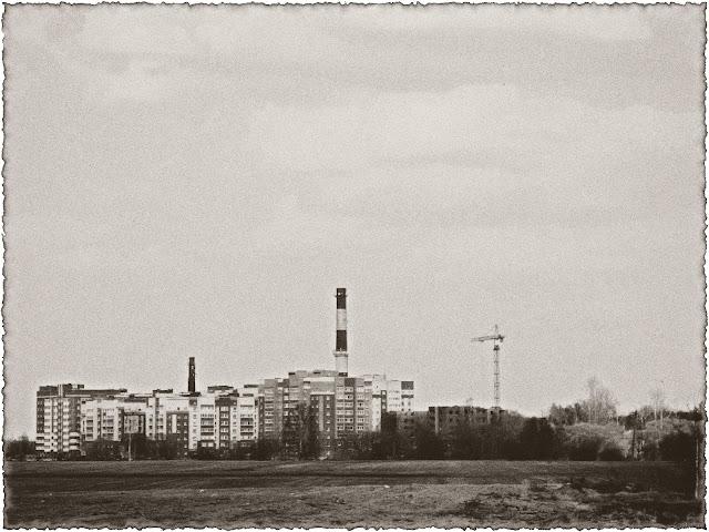 посёлок Тельмана