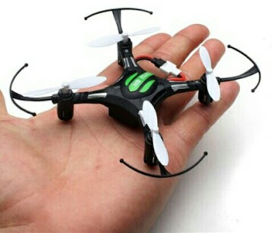 Eachine 2.4G Quadcopter - 4Channel Mini RC Toy Drone