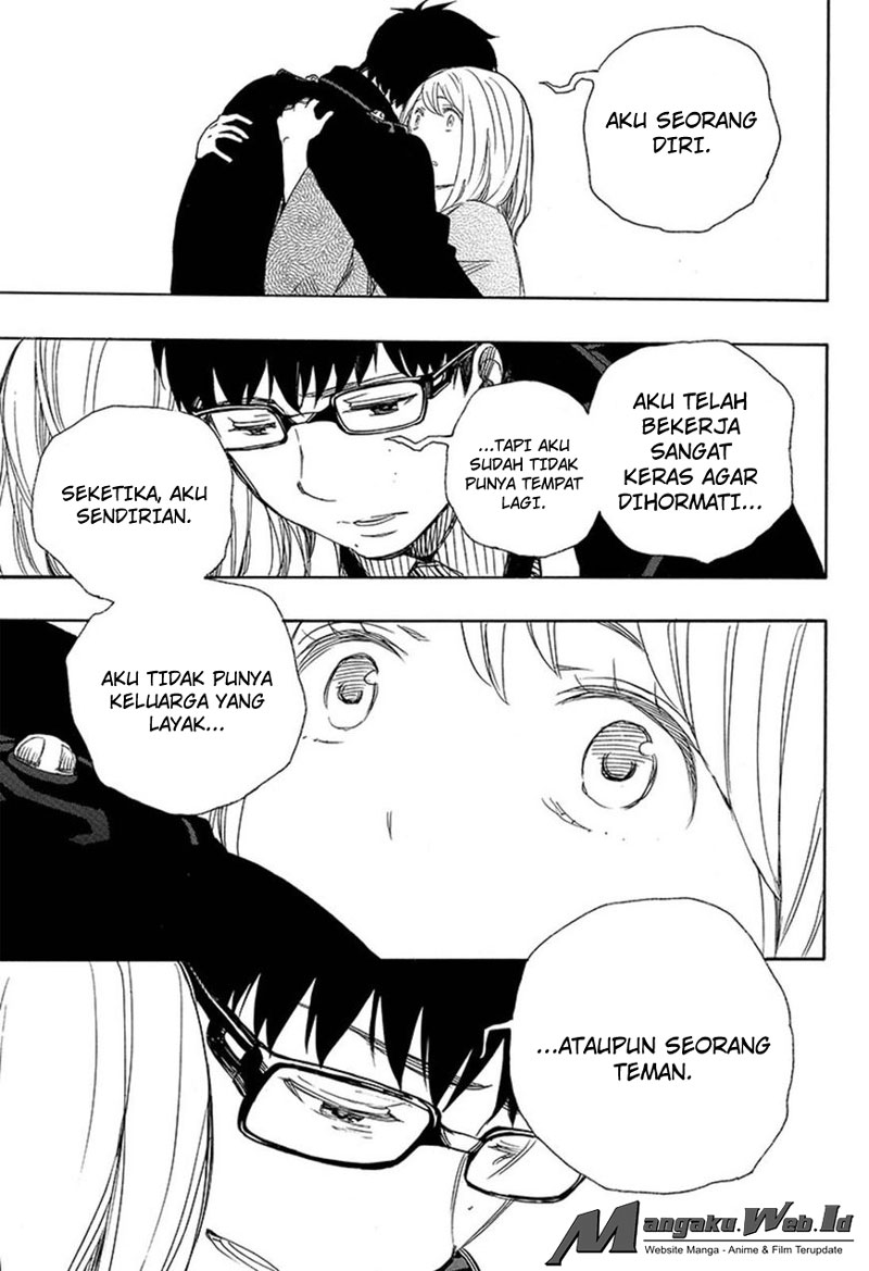 Ao no Exorcist Chapter 93-21