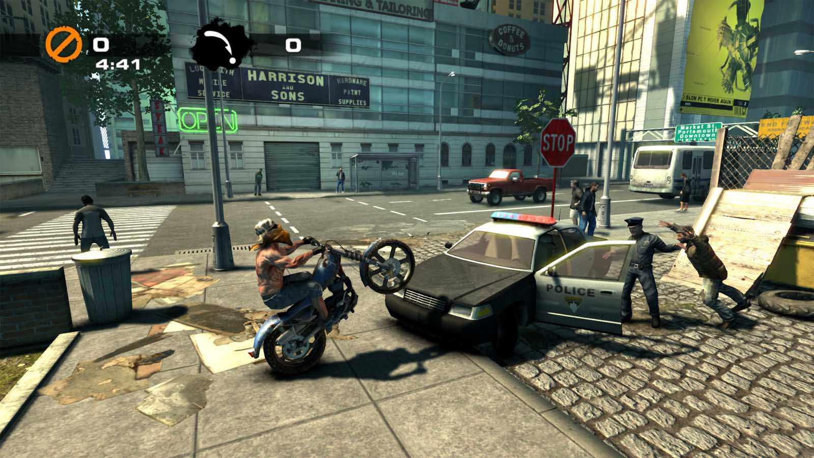 تحميل لعبة Urban Trial Freestyle مضغوطة برابط واحد مباشر كاملة مجانا