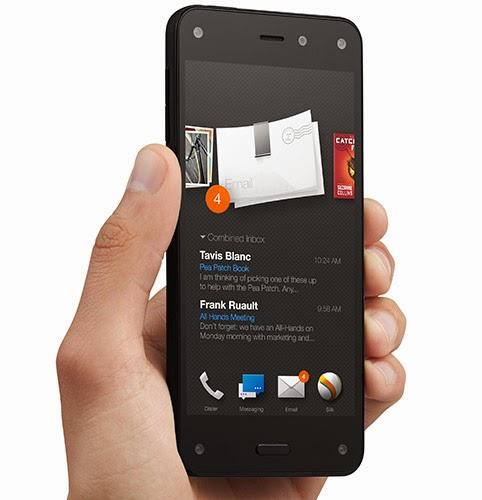 Fire Phone, Smartphone Terbaru dari Amazon