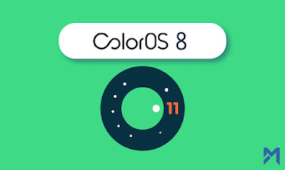 تحديث ColorOS 8