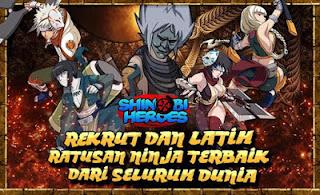 Shinobi Heroes Mod apk