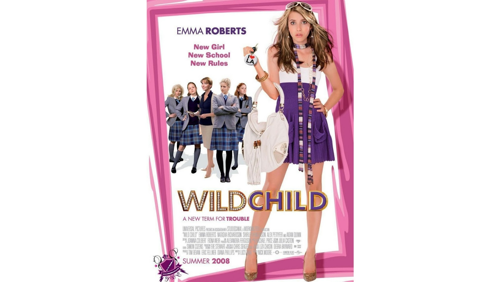 wild child, movies, chick flick, panasonic, 4k tv, alex pettyfer