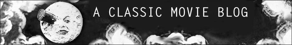 A Classic Movie Blog