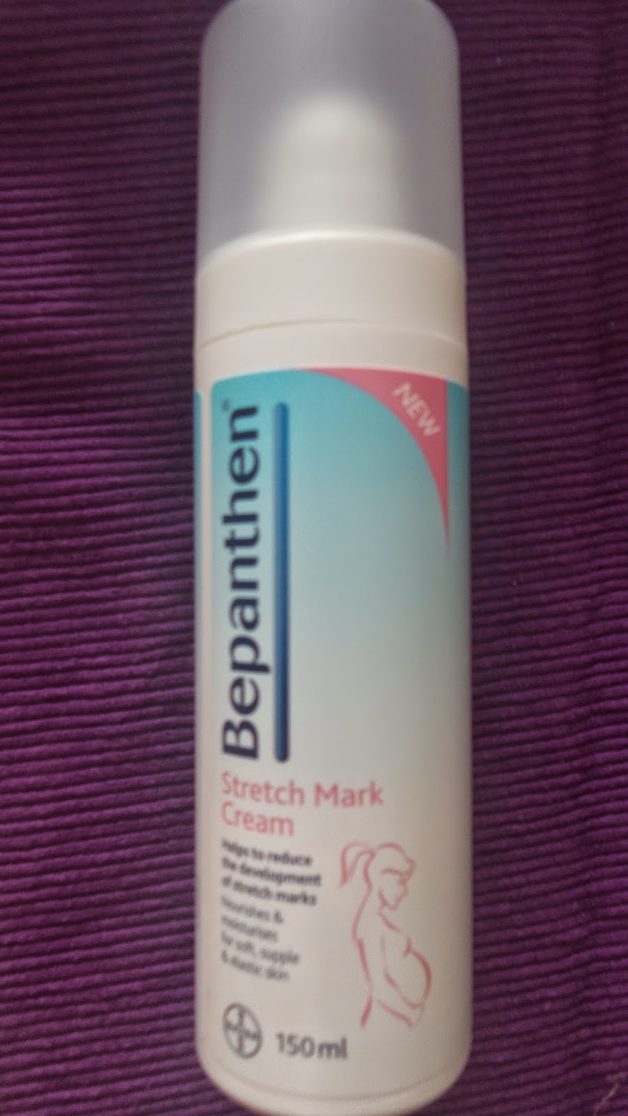 Bepanthen Stretch Mark Cream Review Coming From Carson S Mummy