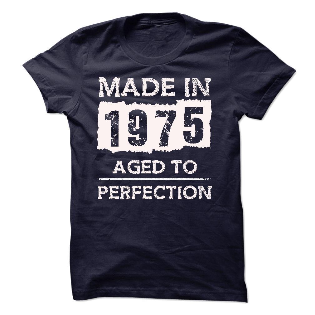 1975 Birth Years Tee Shirts