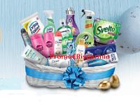 Logo Ipersoap ''Buona Pasqua Unilever'' : vinci un cesto Pasquale di prodotti Unilever