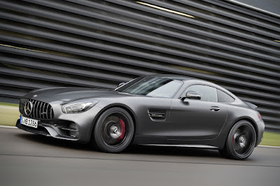 Mercedes-Benz AMG GT C 2018 Coupe Review, Specs, Price