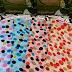 Jilbab Cantik Unik Segi Empat Motif Polkadot KR-257 Photo
