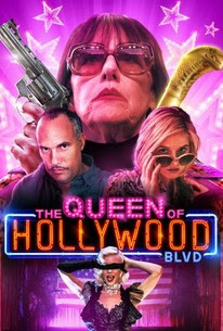 The Queen of Hollywood Blvd (2018) English 300MB WEB-DL 480p x264