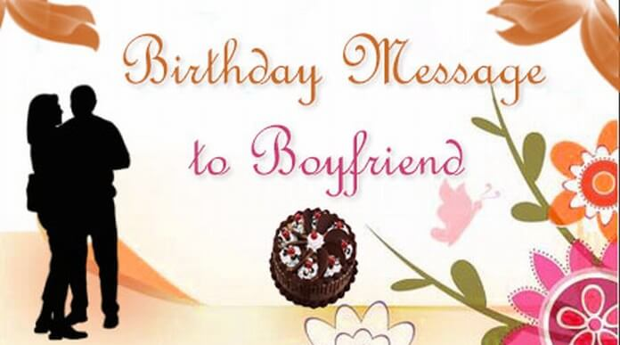 20 Cute Birthday Wishes For Boyfriend HomeLOVE MESSAGES FOR HIMbirthday Sms