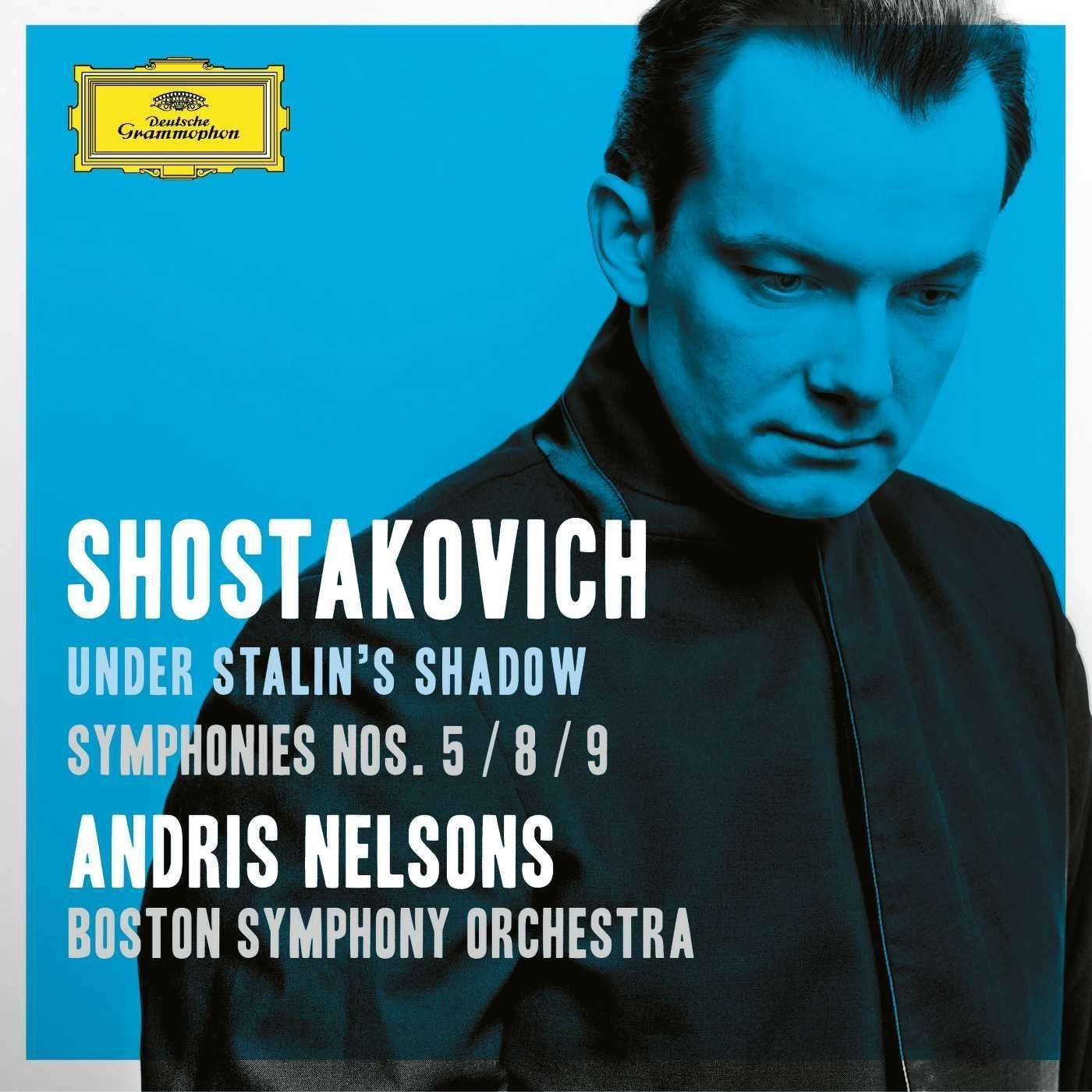 the music salon  wow not only shostakovich but three serious symphonies on deutsche grammophon an entirely respectable conductor and orchestra