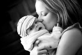 mother loving her child