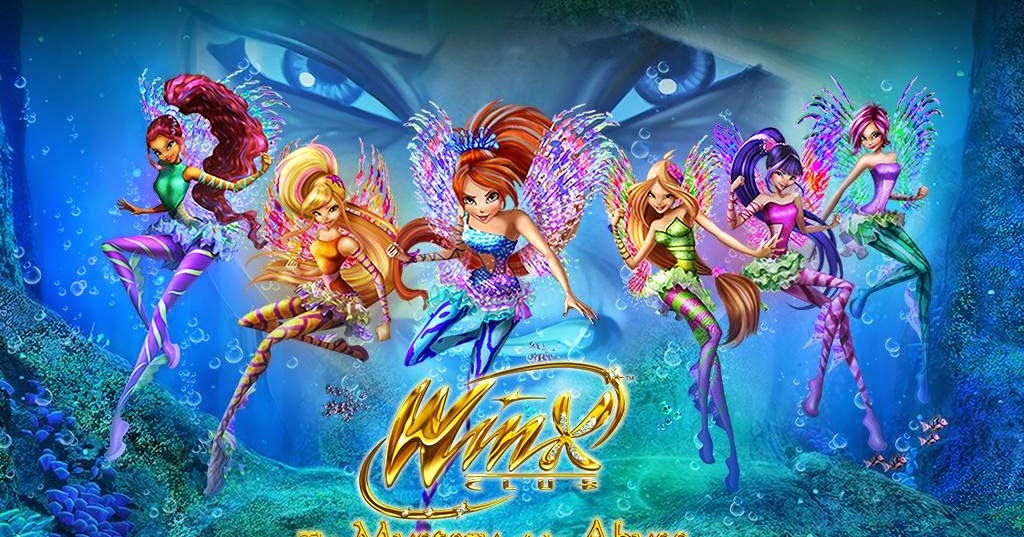 Winx Club The Mystery Of The Abyss Full Movie - Winx -7821
