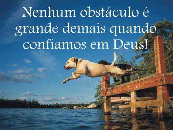 Nada é Impossível Para Um Deus Que Pode Tudo