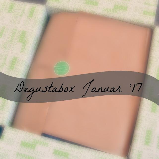 Degustabox Januar '17