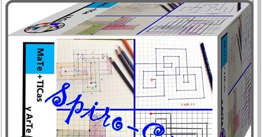 Giros y Espirales. Las tablas de multiplicar creando arte.