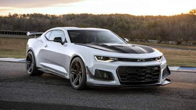 2018 Chevrolet Camaro Prix et date d'arrivée estimée