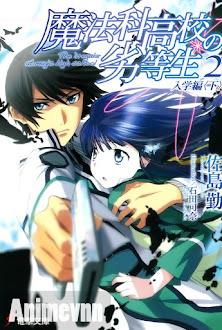 Mahouka Koukou No Rettousei - Trường Học Pháp Thuật 2014 Poster