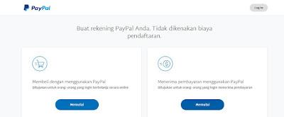 PANDUAN MEMBUAT AKUN PAYPAL DAN MENGHUBUNGKAN DENGAN REKENING BANK SERTA ATM