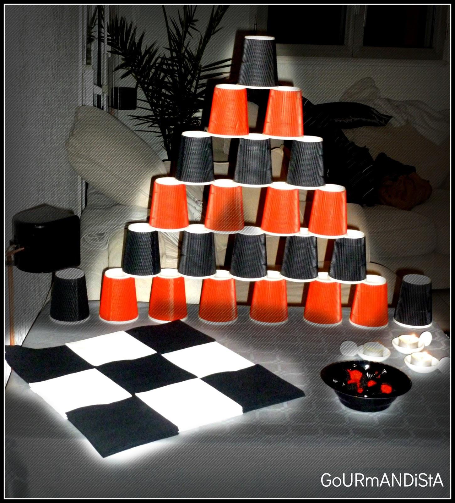 gourmandista buffet des desserts pour un anniversaire moto. Black Bedroom Furniture Sets. Home Design Ideas