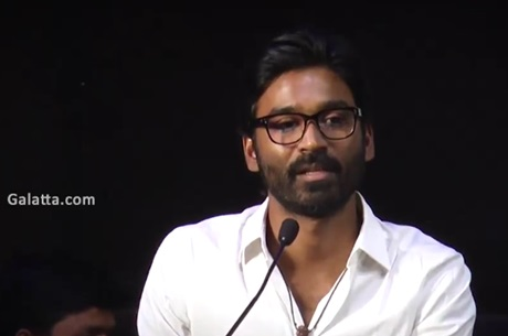 This world is filled with Love & Hate and that's what PowerPaandi is about – Dhanush
