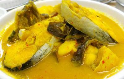 Resep Patin Kuah Kuning