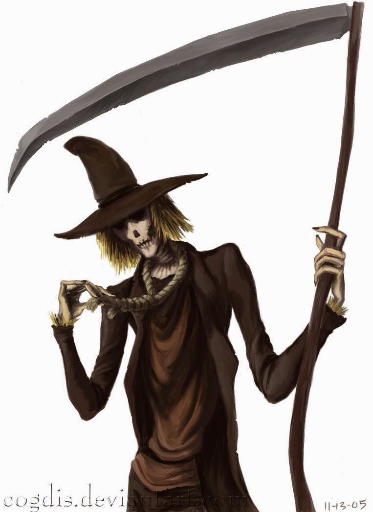 Kumpulan Gambar Scarecrow Gambar Lucu Terbaru Cartoon