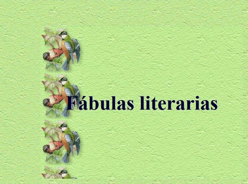 http://www.doslourdes.net/f%C3%A1bulas%20literarias.htm